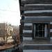 Corner, Galloway Log House — Xenia, Ohio