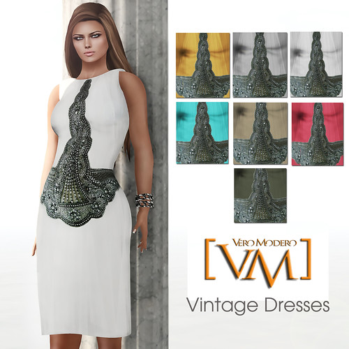 [VM] VERO MODERO  Vintage Dresses All Colours