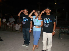Corozal-Belize Earth Hour 2014 - 31