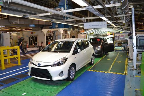 Toyota Yaris 2,5 millones