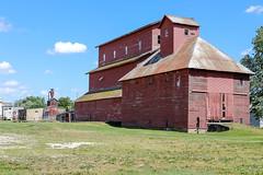 1861-62 Seneca Grain Elevator #2