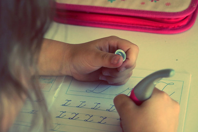 La méthode de correction avec un stylo vert : Késako ?