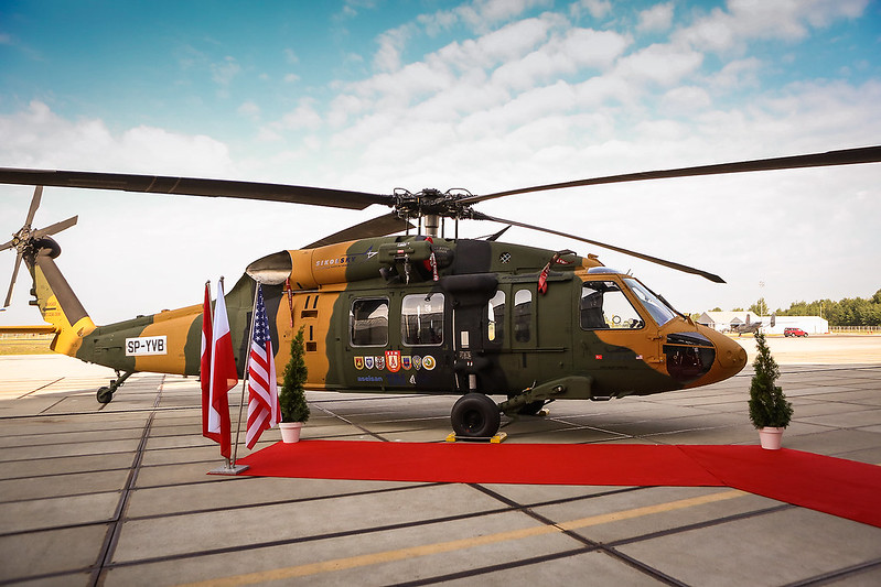 Sikorsky BLACK HAWK Helicopter   Lockheed Martin