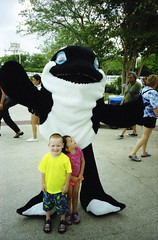 San Antonio Sea World