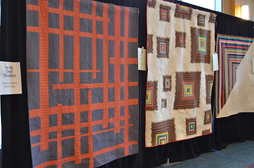LAMQG Exhibit at the Glendale Quilt Show