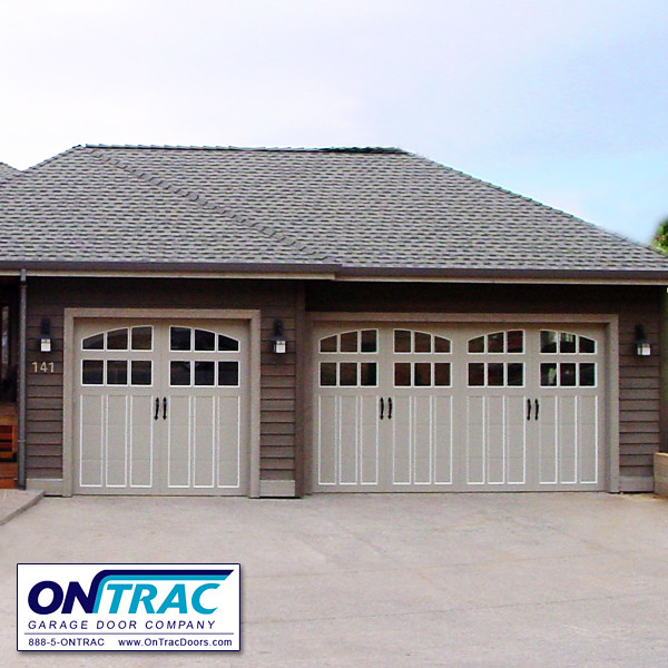 3 car garage doors flickr photo sharing for Garage bc automobile chateauroux