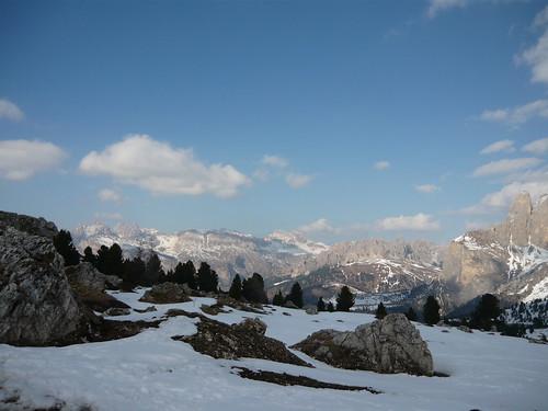 """Passo Sella """"Città dei Sassi"""" d'inverno..... by meteomike"""