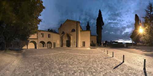 Lo spiedo della festa al convento frati francescani di villa verucchio rimini - Osteria con cucina francesco angelini ...
