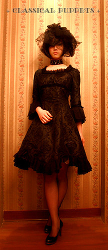 Classical_Puppets_A_Line_Square_Collar_Chiffon_Gothic_Lolita_Dress