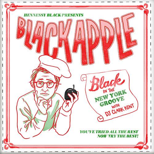 DJ Clark Kent / Black In The New York Groove Mix (Woody Allen)