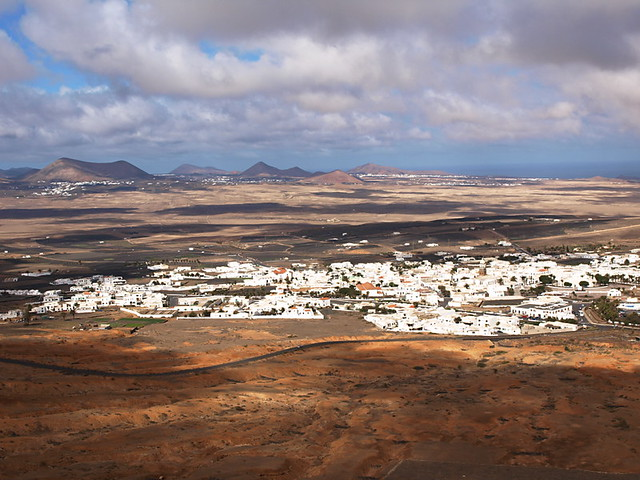 Teguise, Lanzarote, Canary Islands