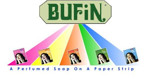 Bufin Soap Strip Booklets