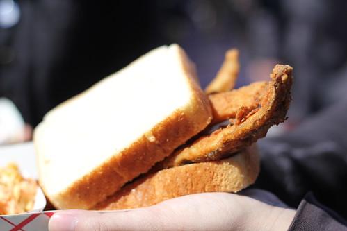 Classic Fish Sandwich