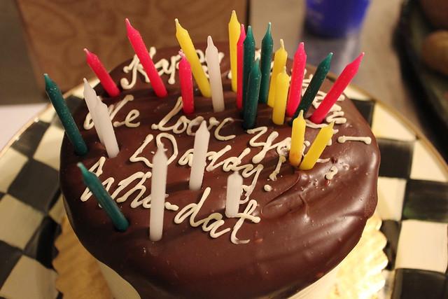 Av's Birthday Cake