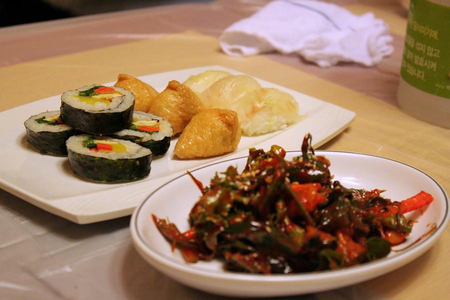 Sushi restaurant(1)