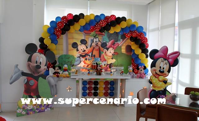 decoracao festa mickey : decoracao festa mickey:Decoracao De Festa Do Mickey