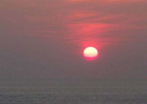 sol mar turquia entardecer kusadai quartasunset