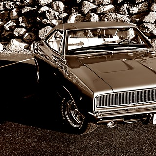 1968 Dodge Charger R/T Avatar