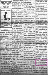 Lee-Rhodes, Gazette 6-6-1919