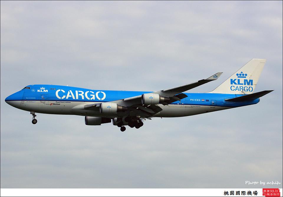 荷蘭航空PH-CKD貨機004