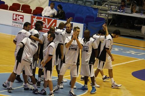 Equipo Obradoiro 2011-2012