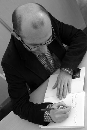 JUAN MIGUEL ALONSO VEGA EN LA XXXV FERIA DEL LIBRO - LEÓN 2012
