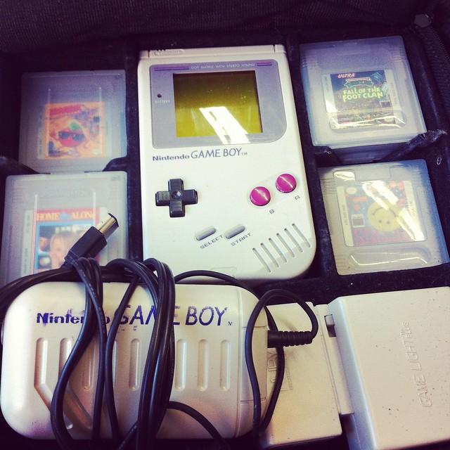Nintendo Gamboy pack