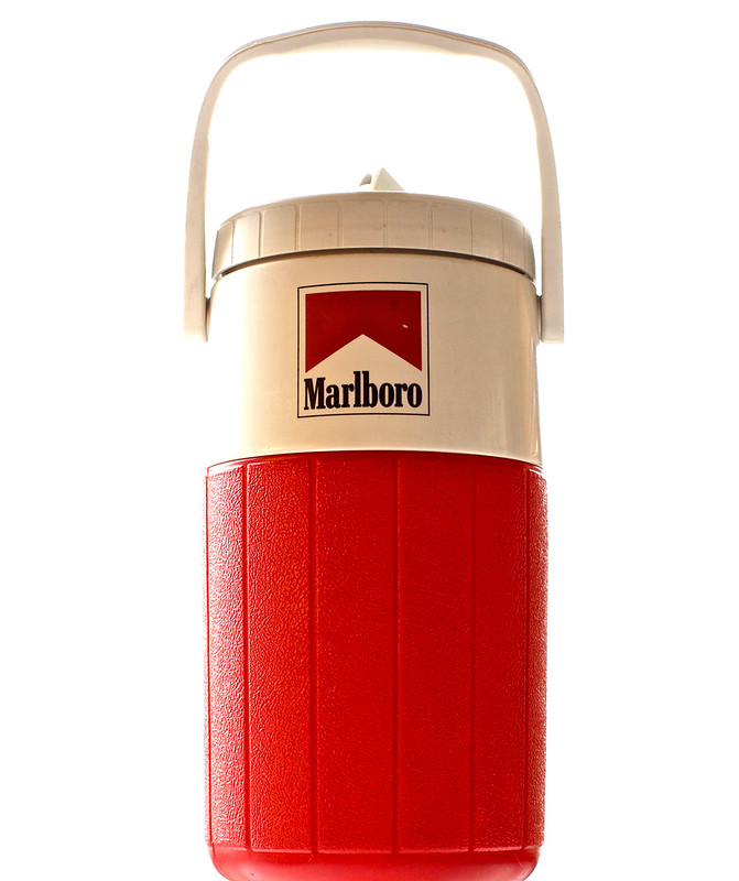 Significant Objects x Studio 360 Contest... The Marlboro Thermos