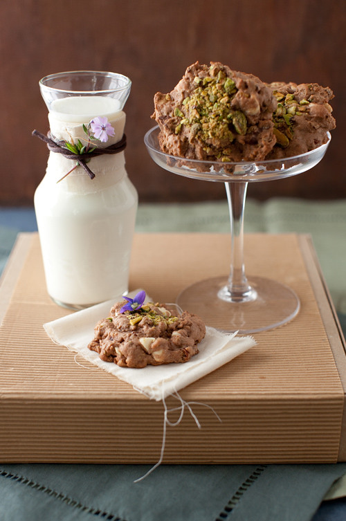 Chocolate Pistachio Cookie 3