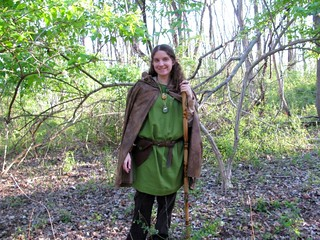 Half-elf cosplay/costume