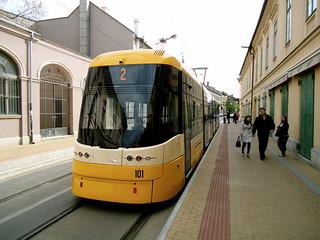 PESA Swing tram