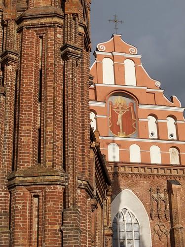 Vilnius, Šv. Onos bažnyčia
