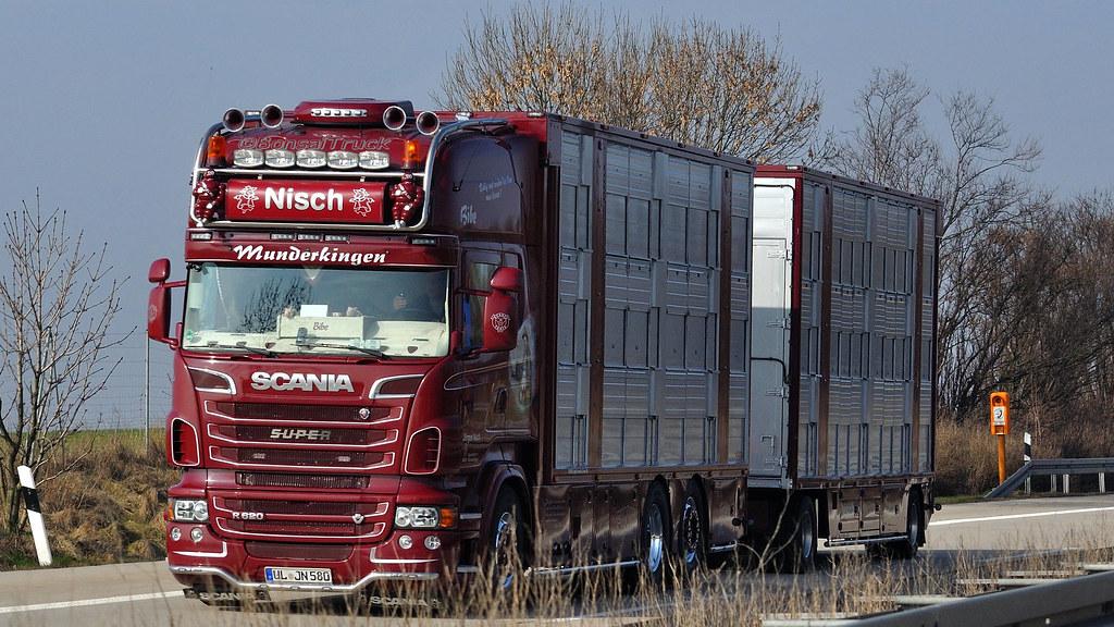 D - Jürgen Nisch Scania R09 620 TL