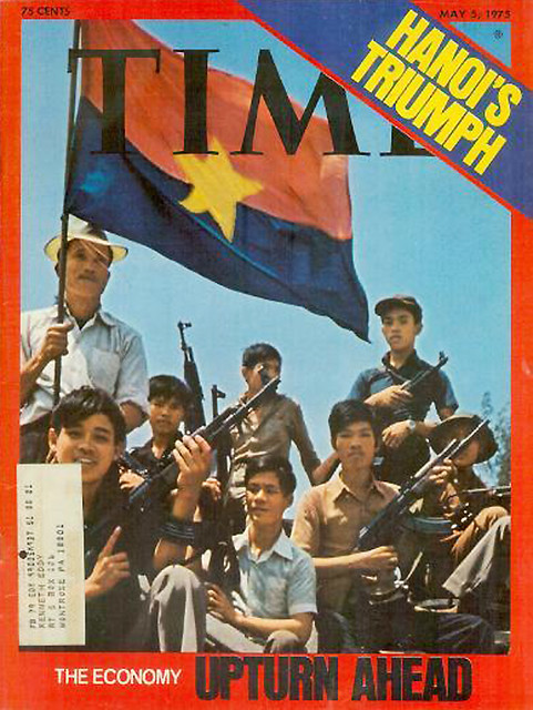 Hanoi's Triumph - Time Magazine May 5, 1975