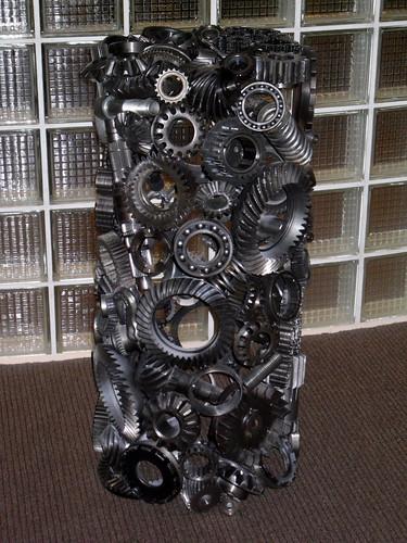 auto parts broker tower