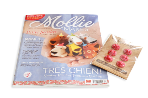Mollie Makes Magazine Issue 13