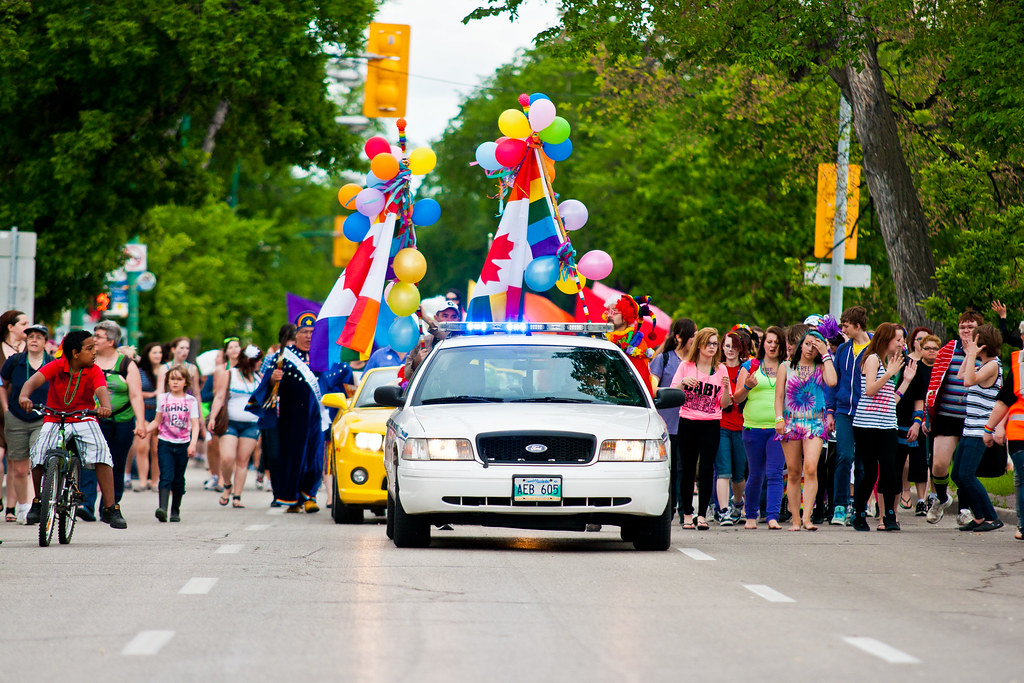 Winnipeg Pride Parade