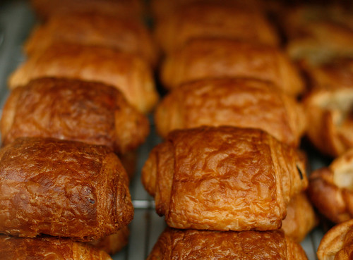 Pain au chocolat at Poilane