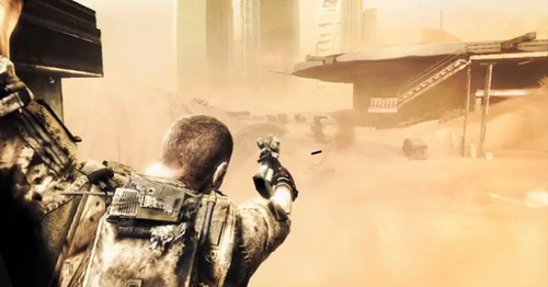 Heads Up! Spec Ops: The Line Demo Now Out for XBL, PSN