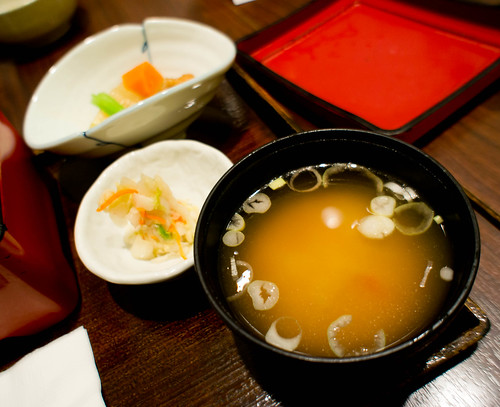 Japanese's miso soup