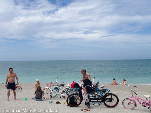 Bikes in Siesta Key, Florida-3