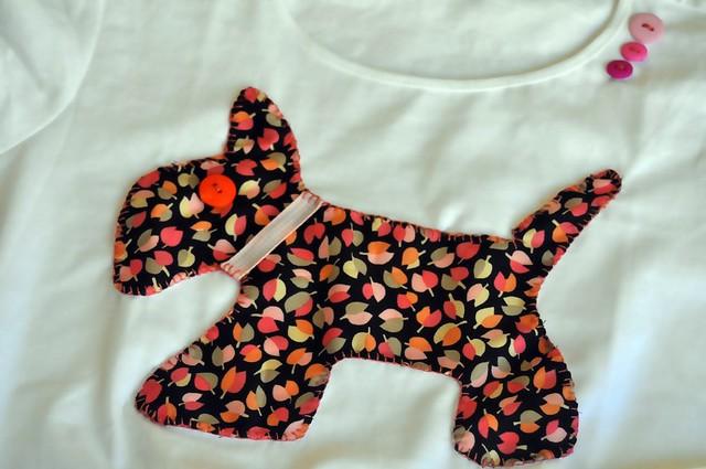 camiseta hecha a mana