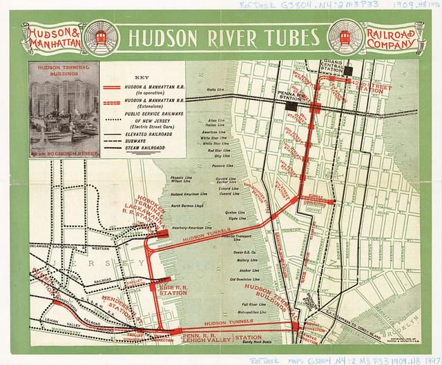 Hudson River Tubes