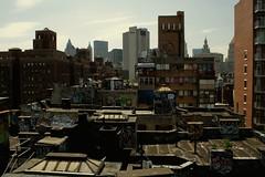 South Manhattan roofs