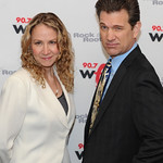 WFUV Gala 2012: Chris Isaak and Joan Osborne