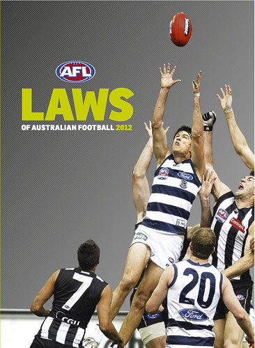Laws of Australian Football 2012