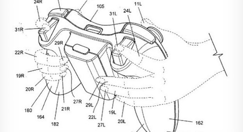 "Microsoft Patent for Xbox Controller Will ""Read"" Your Hands"