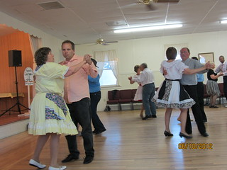 Square Dancing with Butch & Ginny!