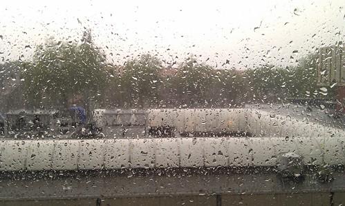 Llueve en Rotterdam by elivaos