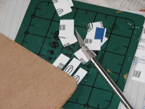 Paint Chip Clipboard 015